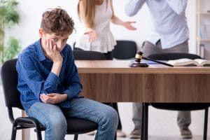 Can Children Hire Their Own Custody Attorneys in Maryland?