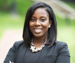 Meet Raylynn T. Best-James, McCabe Russell, PA's News Associate!